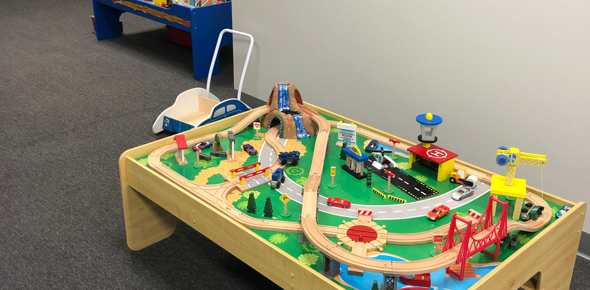 Trains & Cars