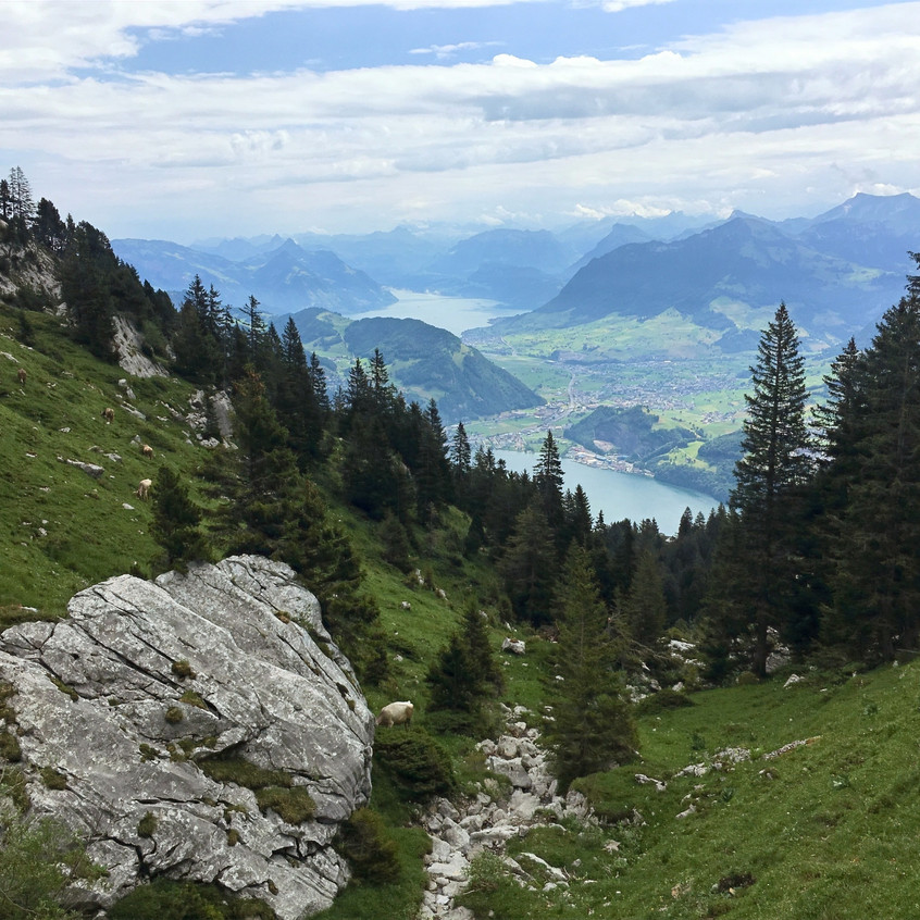 Mt. Pilatus, Swiss Alps, Switzerland