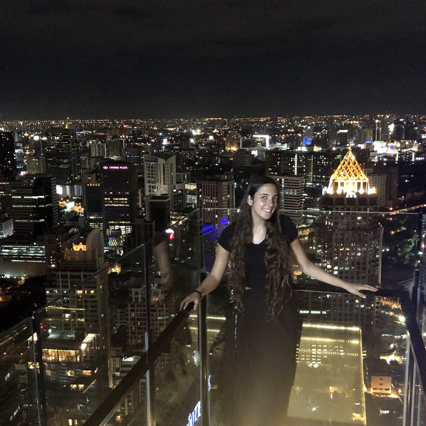 Vertigo and Moon Bar, Bangkok, Thailand