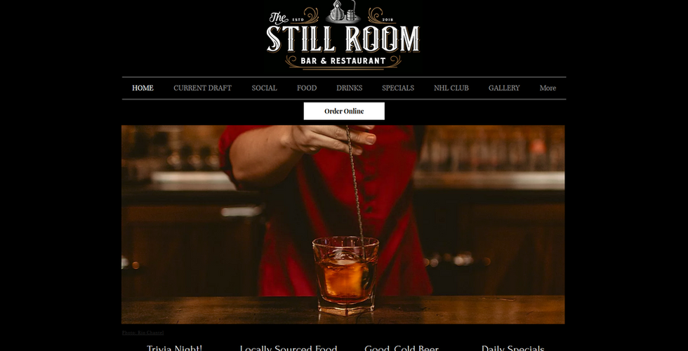 Still Room Bar & Restaurant