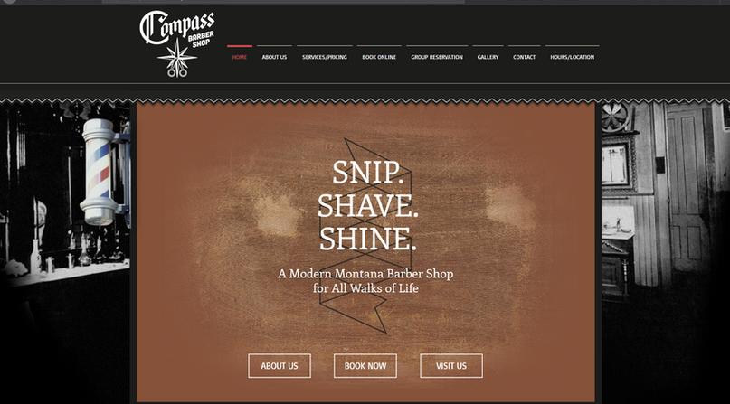 Compass Barbershop