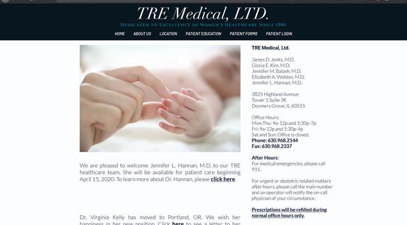 TRE Medical, LTD.