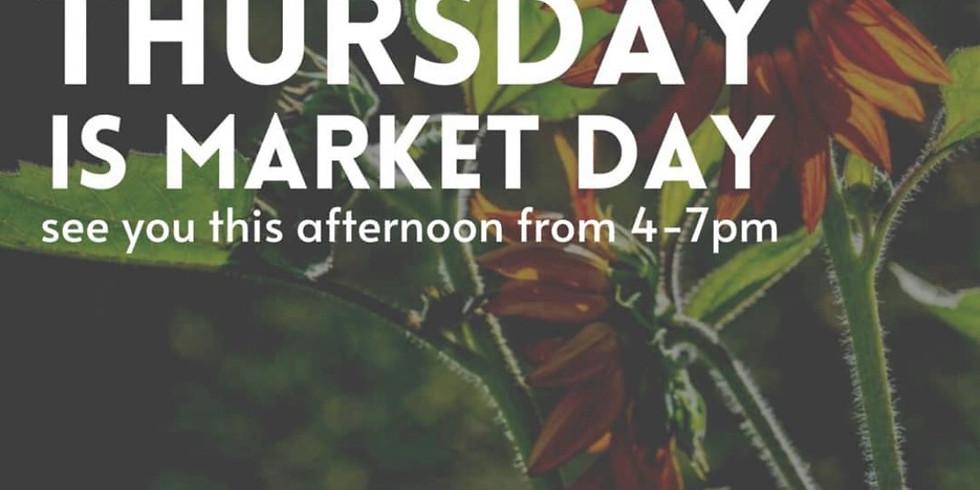 Unity Farmers Market Thursday 7/29