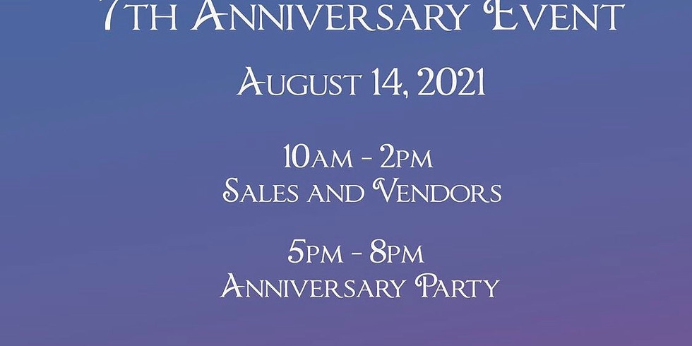 EvolveBham 7th Anniversary Event