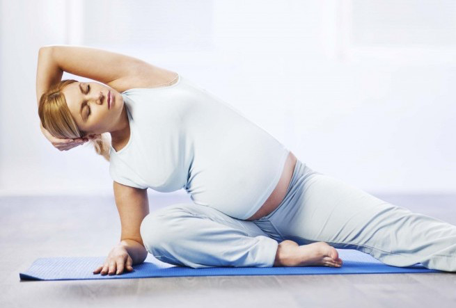 exercice pregnant postnatal antennal sport enceinte