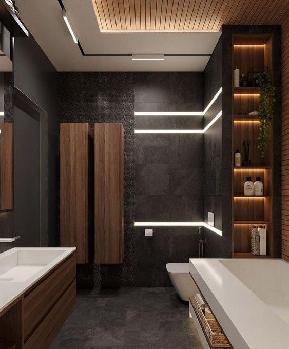 illuminare bagno