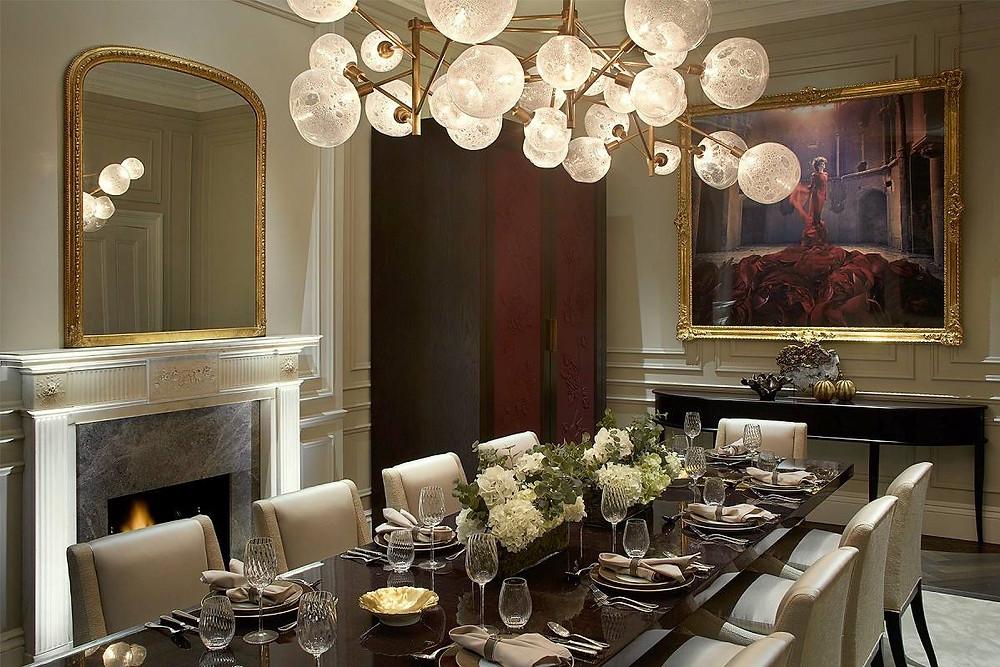 illuminare sala da pranzo