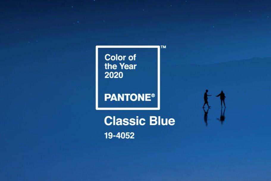 pantone colore dell'anno 2020