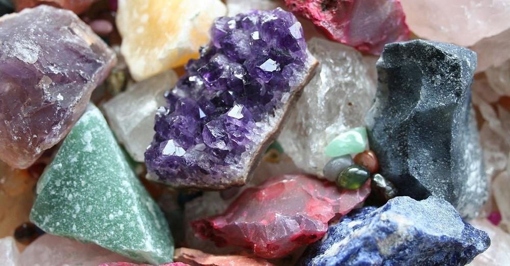 cristalli purificanti