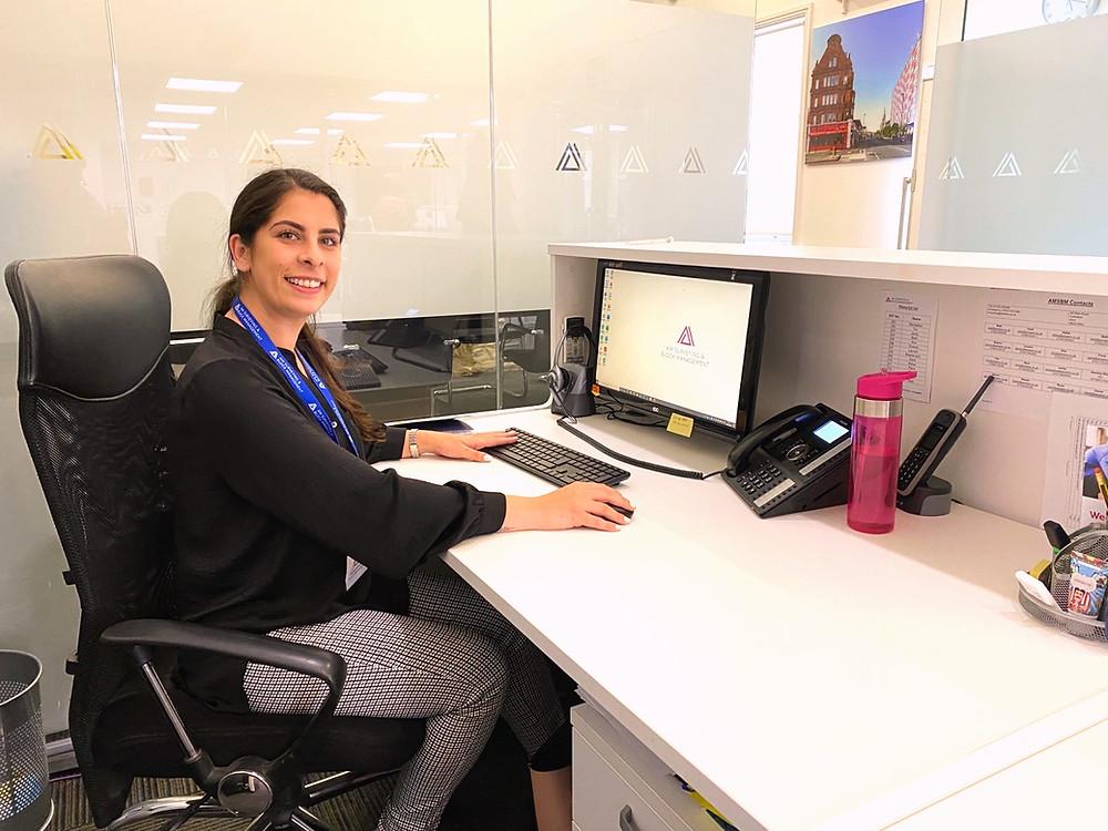 Chloe Donaghy AM Surveying & Block Management