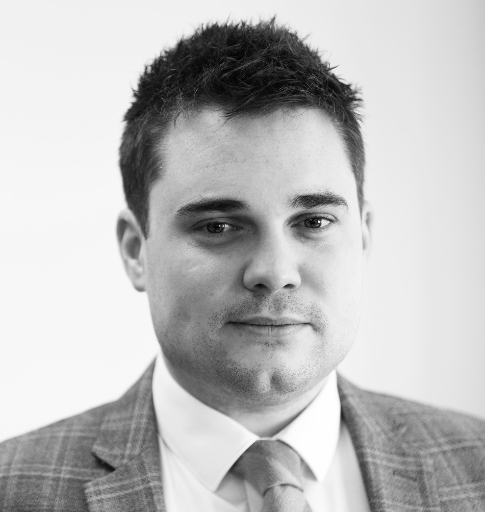 Zak Sladden AIRPM, Property Manager