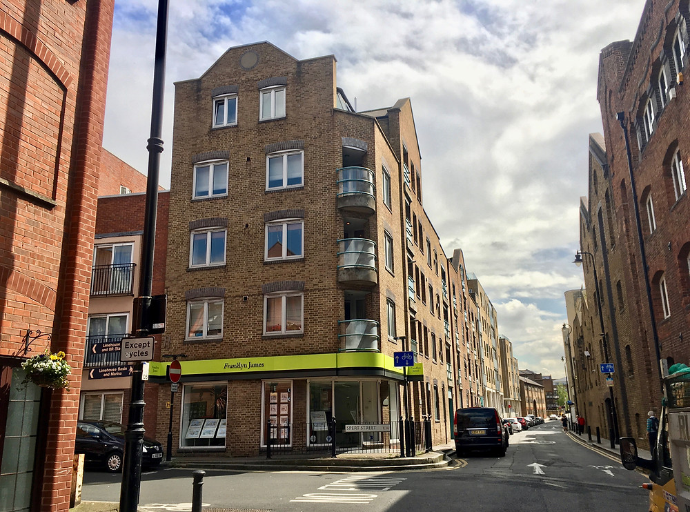 20 Units in Limehouse, London