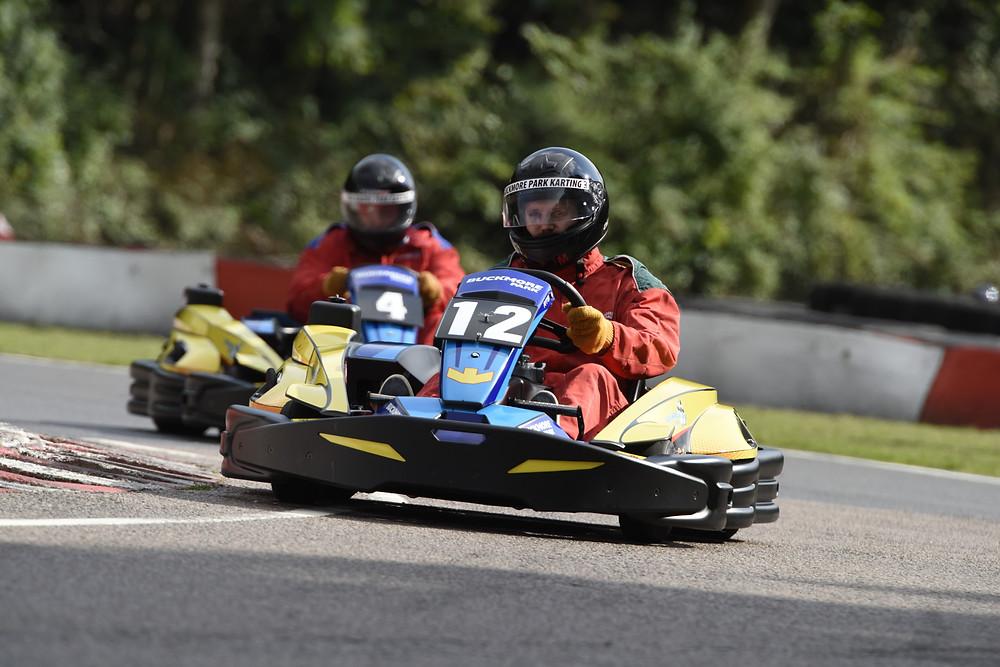 Buckmore Park Go Karting