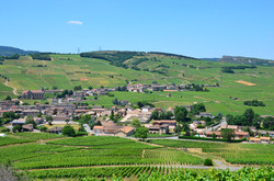 Village de Fuissé