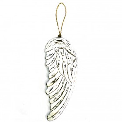 1x Hand Crafted Angel Wing - 30cm