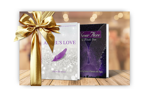 'Never Alone and Angel's Love' Bundle