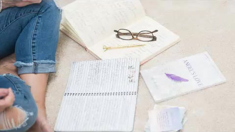 The Power of Free Write and Journaling