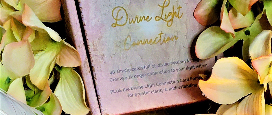 Divine Light Connection Oracle Card Kit