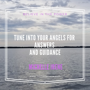 Test Your Ability to Connect with your Angel's