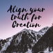 Align your truth for Creation - Six steps for more Joy