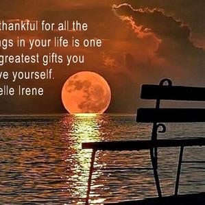 A Letter of Gratitude