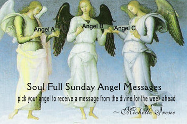 Angel Messages to forge ahead!