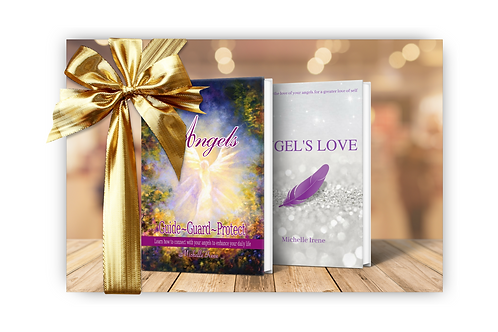 'Angels: Guide~Guard~Protect and Angel's Love' Bundle