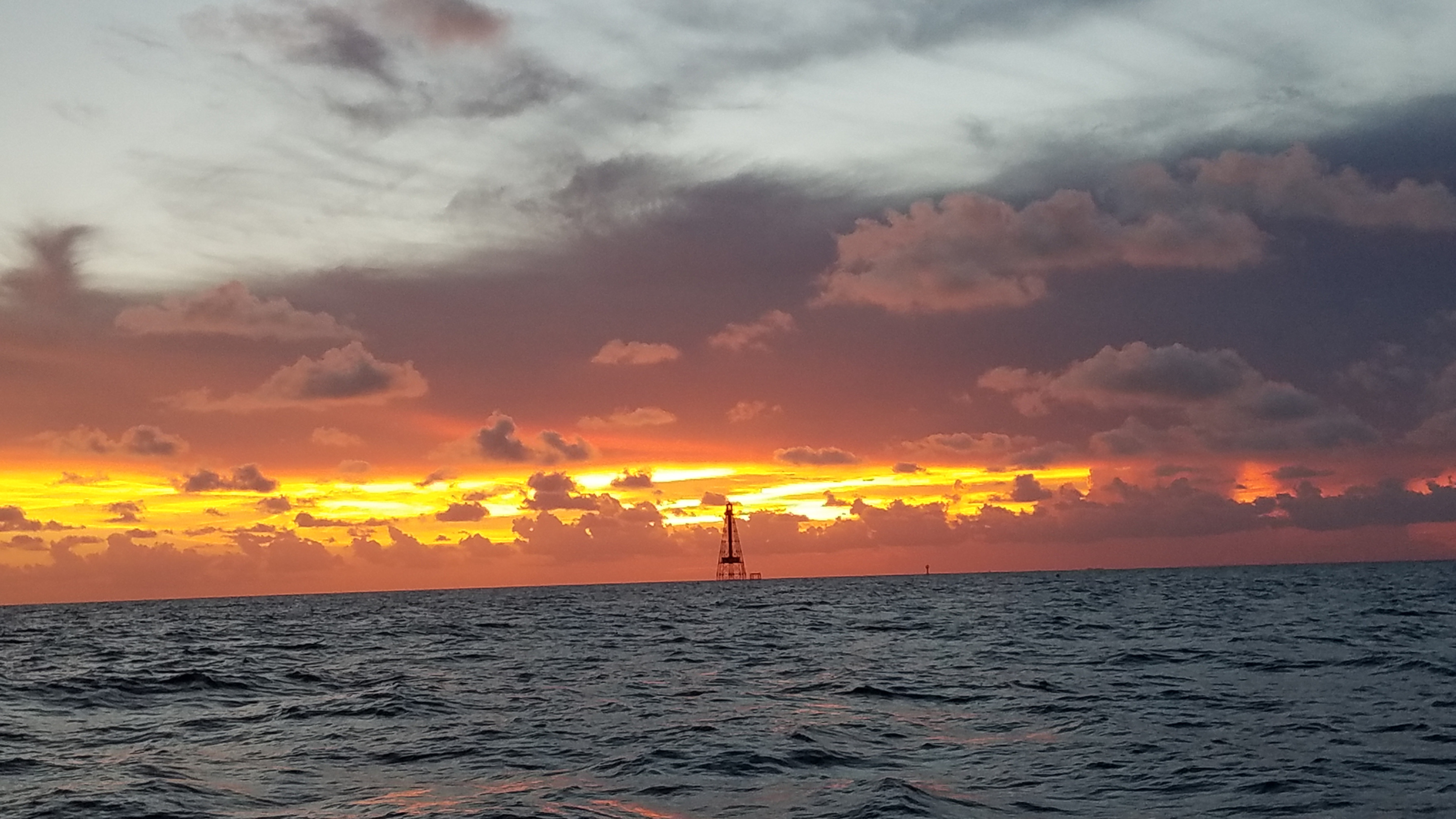 3 Hour Evening Charter November - March