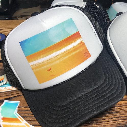 Lone Piper Trucker Hat