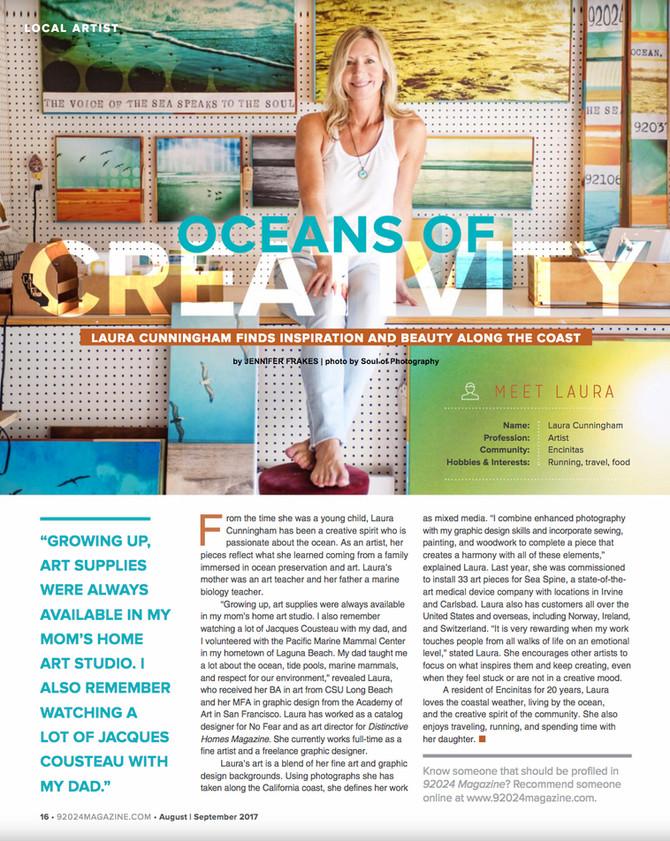 Oceans of Creativity