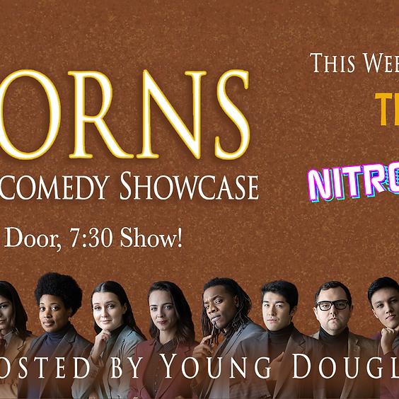 ACORNS: A Sketch Comedy Showcase (w/TRASH & The Nitro Girls!)