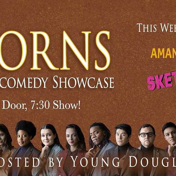 ACORNS: A Sketch Comedy Showcase (w/Amanda Xeller & Sketch Cram!)