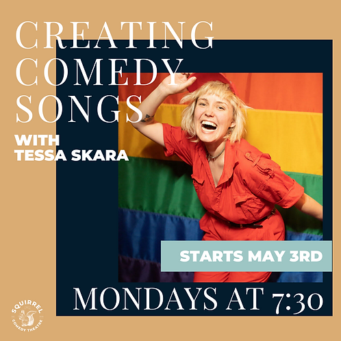 Creating Comedy Songs with Tessa Skara