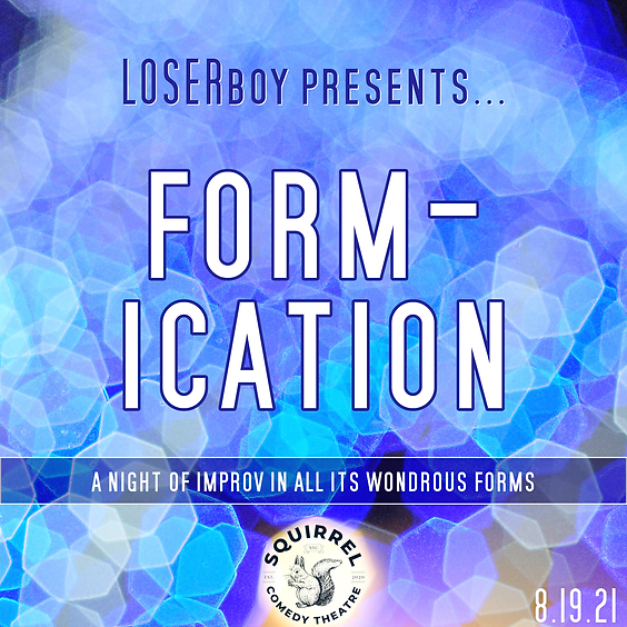 Loser Boy: Form-ification