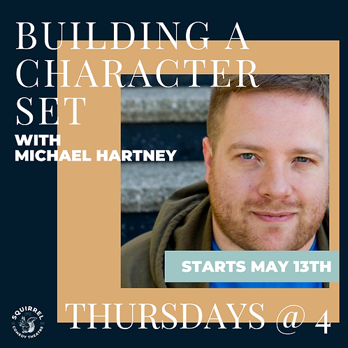 Building A Character Set With Michael Hartney