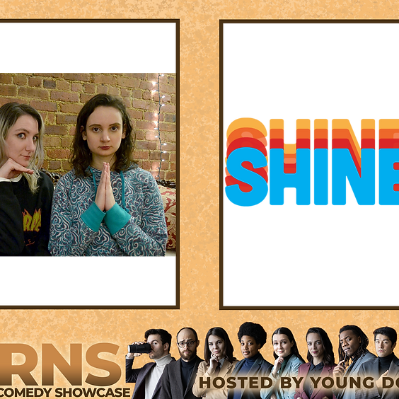 Acorns: A Sketch Comedy Showcase (with Soul Crush & Shiners!)