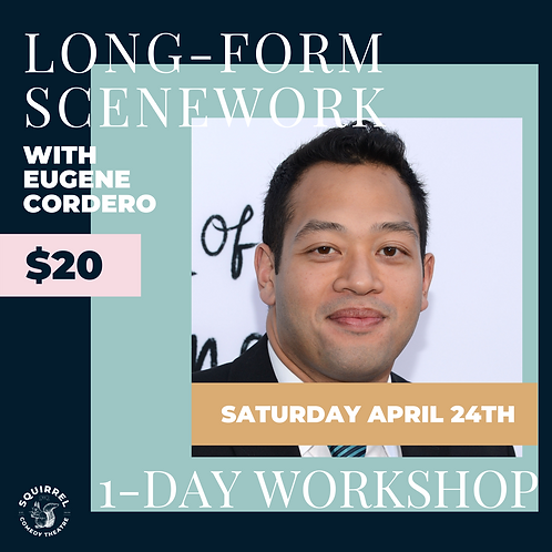1-Day Workshop: Long-Form Scenework