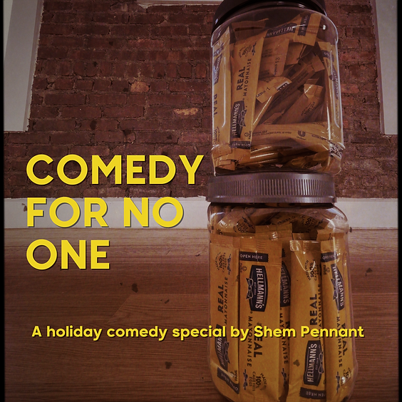 Comedy for No One: A Holiday Special
