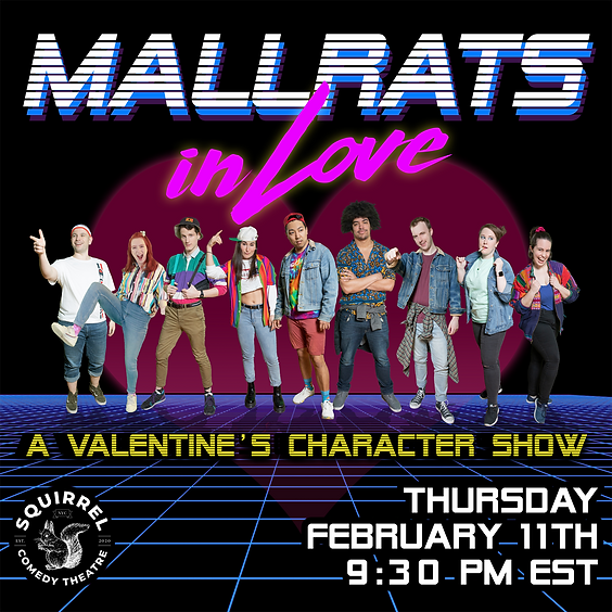 Mallrats in Love