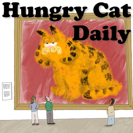 Hungry Cat Daily: Garfield Christmas Special