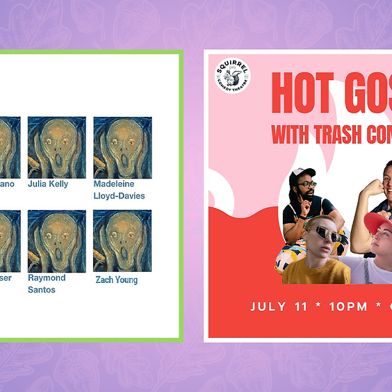 Shrecc Presents Where the Wild Things Are + Hot Goss with  TRASH