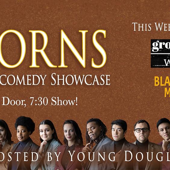 ACORNS: A Sketch Comedy Showcase (w/Grown Ass Women & Black Guys Matter!)