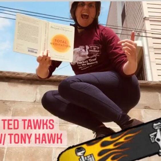 TED Tawks with Tony Hawk