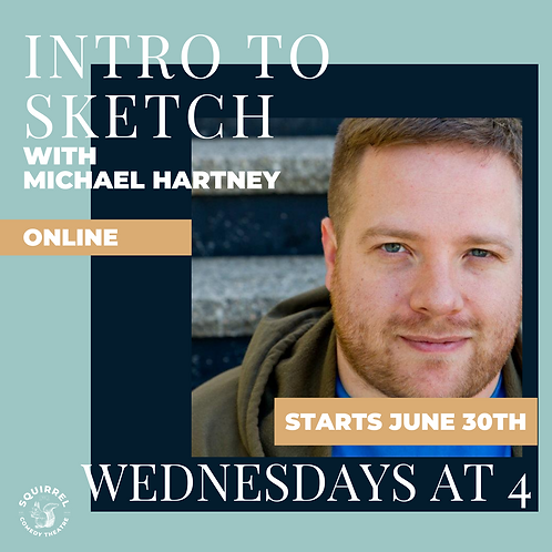 Intro to Sketch with Michael Hartney