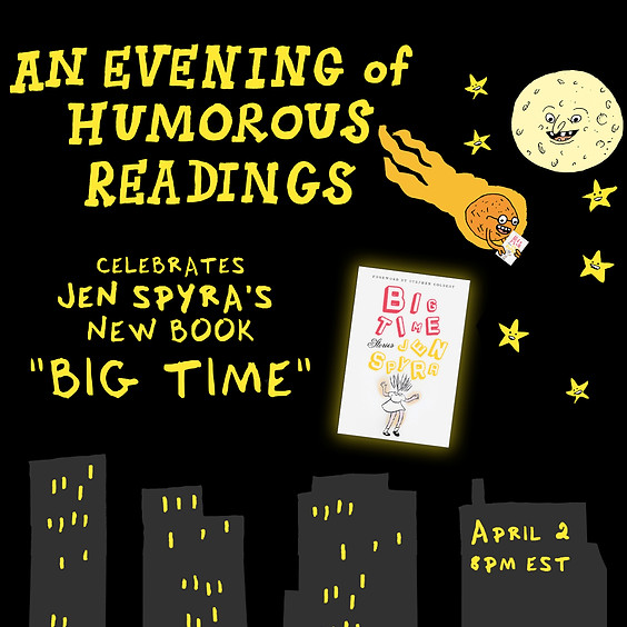 A Evening of Humorous Readings
