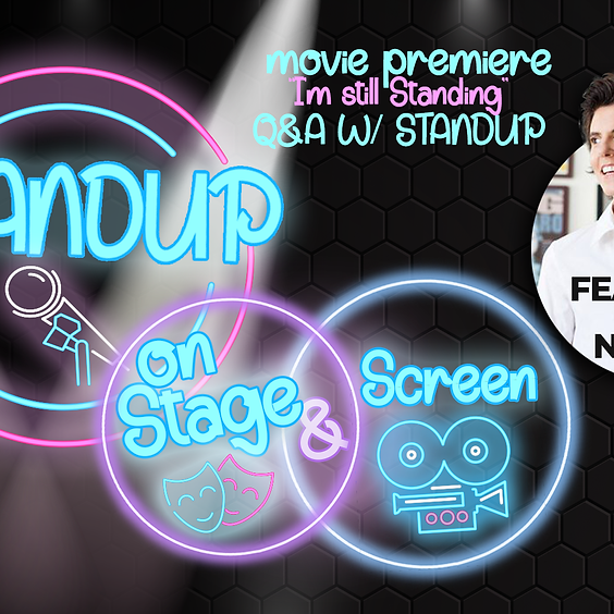 LESFF's Stand-up on Stage & Film feat Tig Notaro