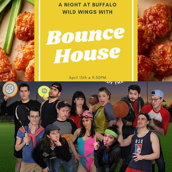 The New York Cheeks & Bounce House