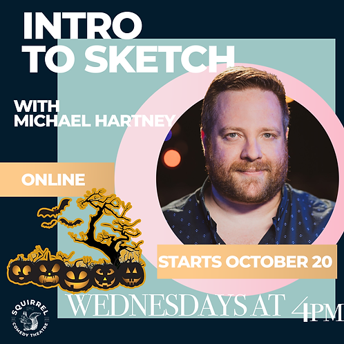 Intro to Sketch Writing with Michael Hartney