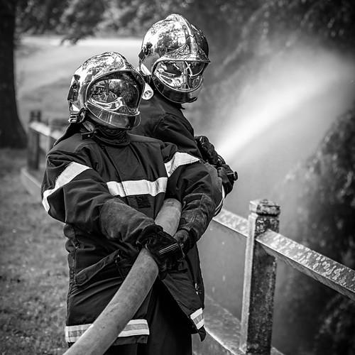 Pompier d'Ecouché