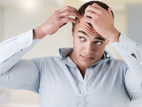 Men, Hair Loss, and PRP Injections